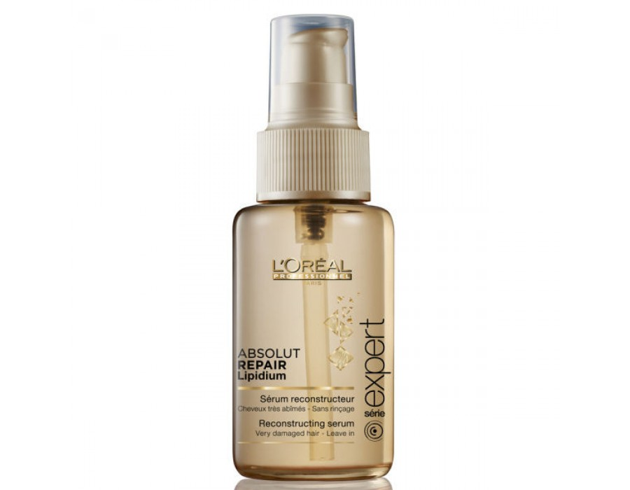 Увлажняющая сыворотка LOreal Professionnel Absolut Repair Lipidium Nourishing Serum
