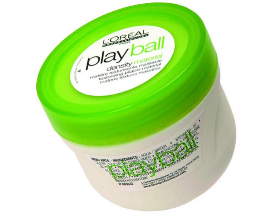 Текстурирующий воск-паста L'Oreal Professionnel Play Ball Density Material