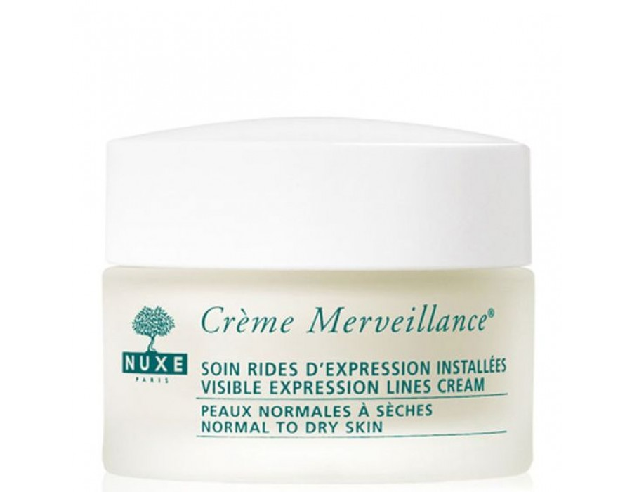 Nuxe Merveillance Visible Lines Cream Normal Dry Skin 50ml