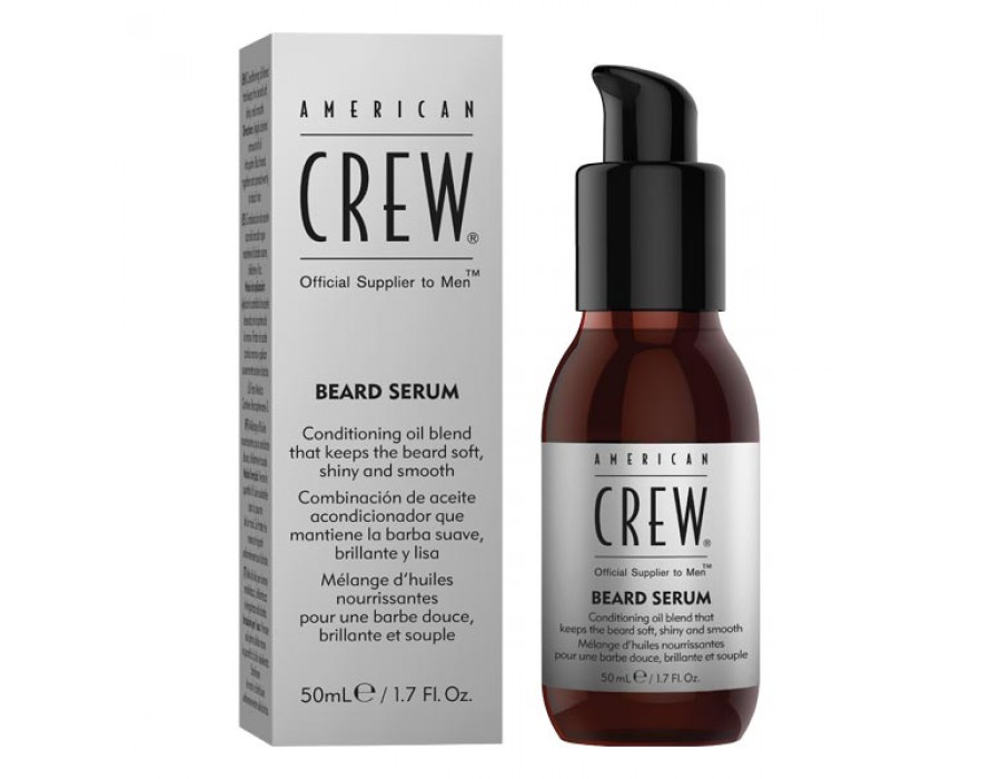 Сыворотка для бороды American Crew Official Supplier to Men Beard Serum