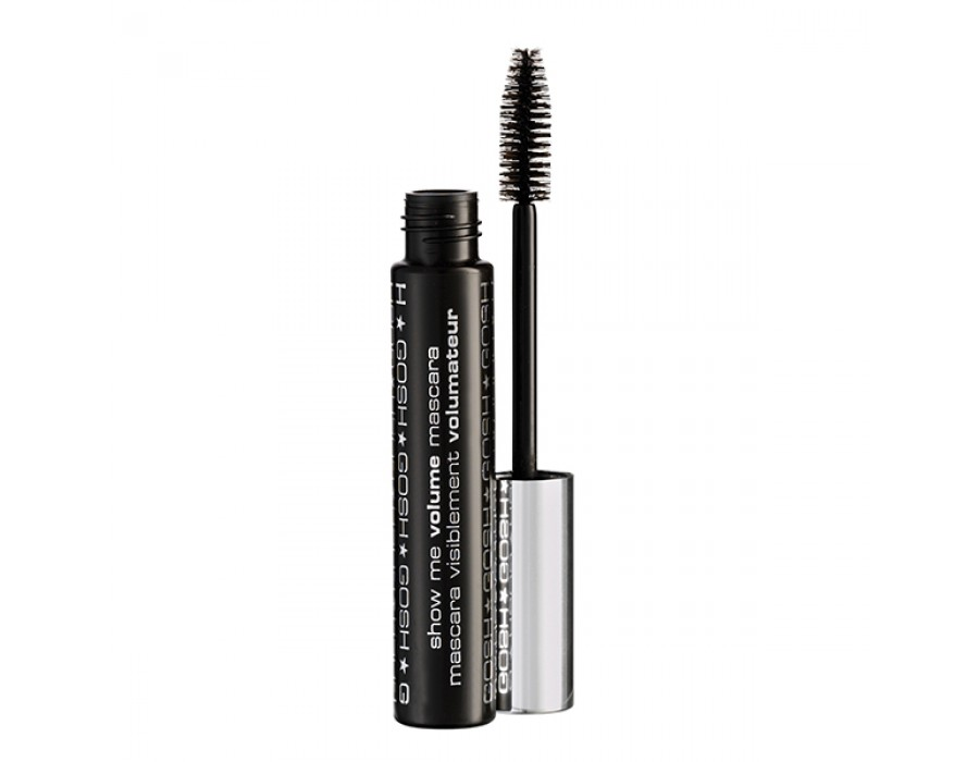 Тушь для ресниц Gosh Amazing Length and Build Mascara Black