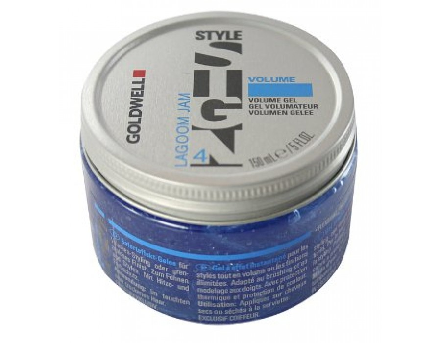Гель для волос Goldwell Style Sign Lagoom Jam 4 Volume Gel