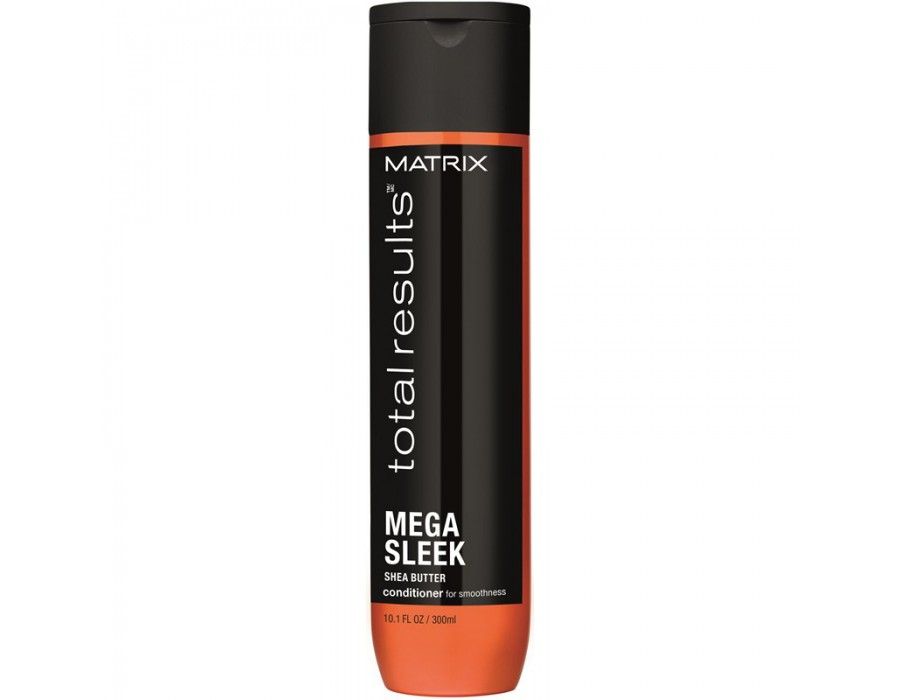 Кондиционер с маслом Ши для гладкости волос Matrix Total Results Mega Sleek Conditioner