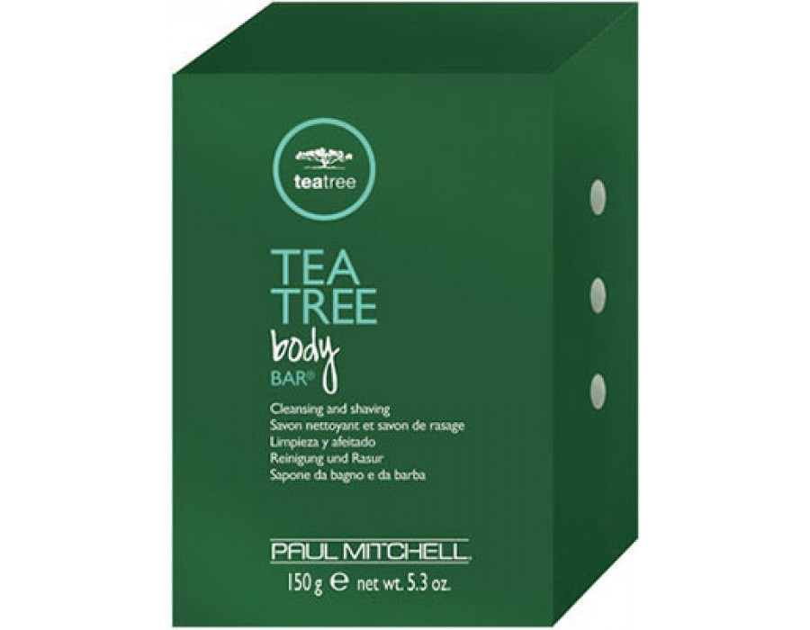 Очищающее мыло Paul Mitchell Tea Tree Body Bar