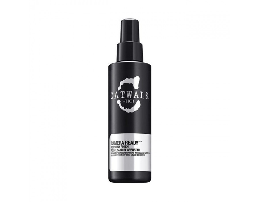 Спрей для блеска волос Tigi Catwalk Camera Ready Shine Spray for Glossy Finish
