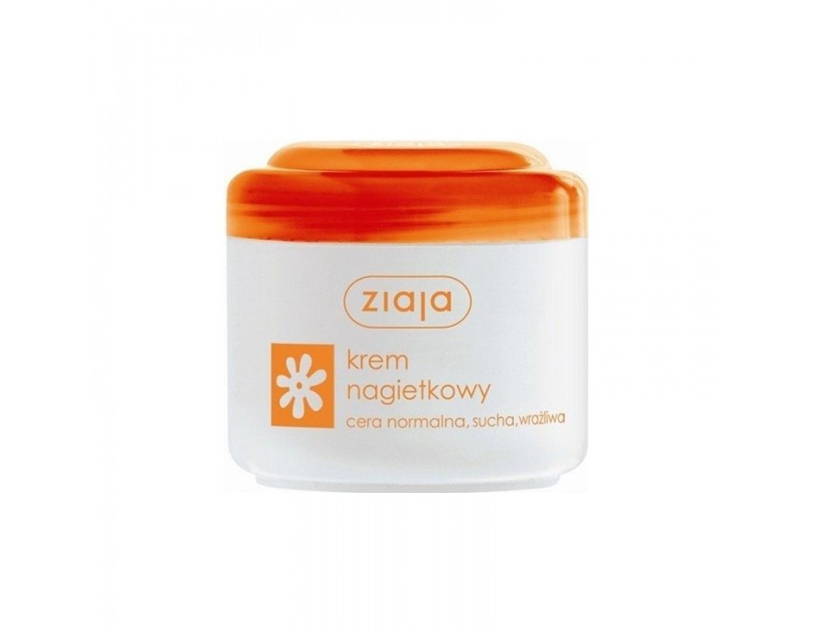 "Крем для лица ""Календула"" Ziaja Marigold Face Cream"