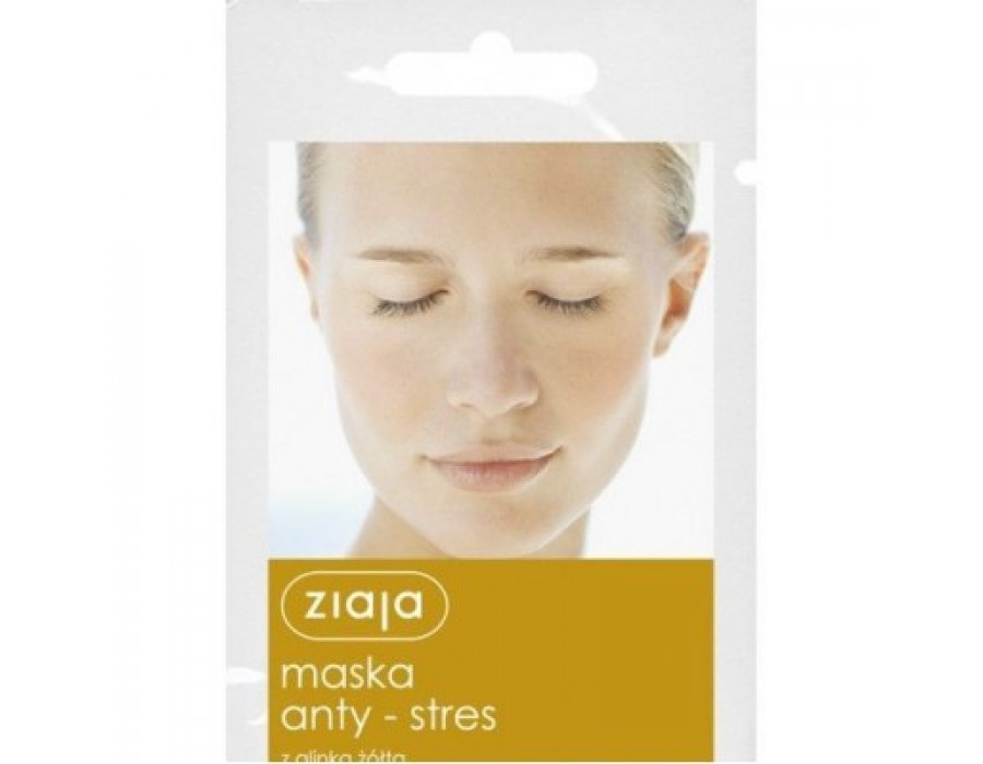 Маска анти-стресс для лица  Ziaja Mask Face Anti-stress