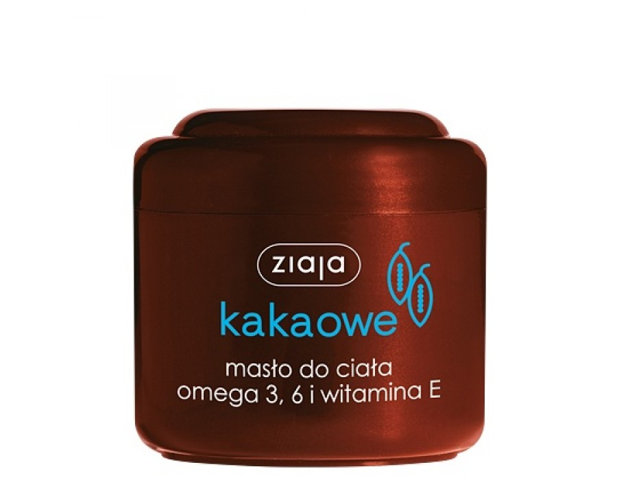 "Масло для тела ""Какао"" Ziaja Cocoa Butter Body"