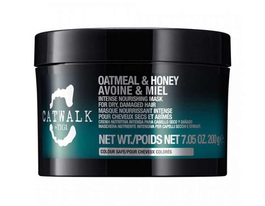Восстанавливающая Маска для волос Tigi Catwalk Oatmeal & Honey Nourishing Mask