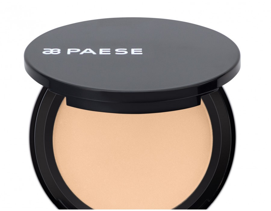 Компактная пудра Paese Illuminating Covering Powder